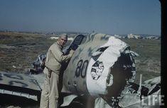 Italian plane wreck in Tunisia - pin by Paolo Marzioli
