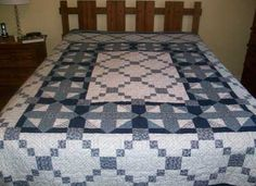 Cottage Comfort in Blue