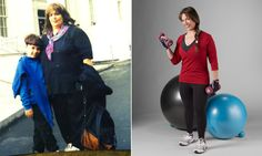 I Lost Weight: Debbie Lazinsky Committed to Exercising and Lost 182 Pounds   Weight Loss Success Stories