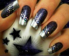 My Cowboys Nails :)