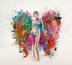 My Wings by Elena Vizerskaya