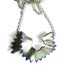 Sharpening Necklace Blue @ Victoria Mason $240 LOVE