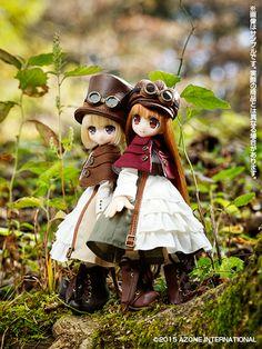 Azone International Lil Fairy Riam - The Dolly Insider