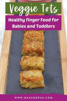 Yum! This broccoli and carrot tots recipe is super quick and easy to make for a delicious toddler meal idea that your toddler will love. Finger foods are great for toddlers, and these tots are super healthy for your child's meal, too. #toddlermeals #toddlerfood #healthytoddlers #raisingtoddlers #parentingtoddlers