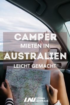 ▷ Camper Australia which camper is the best for you? Brisbane, Melbourne, Great Barrier Reef, Cairns, Australia Map, Roadtrip, South Pacific, Work Travel, World Traveler