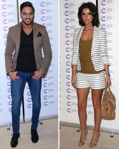 Will Mario Falcone and Lucy Mecklenburgh be filming together again? [Flynet/Wenn]