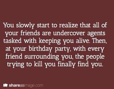"Writing Prompt | ""Undercover Friends"" 