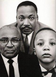 MLK Sr., MLK Jr., and, MLK III in Georgia, 1963 pic.twitter.com/7mC5j3hYle