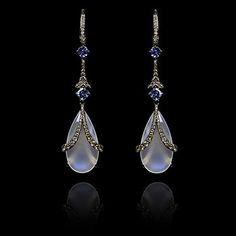 Annoushka Moonstone Earrings - Anoushka Jewellery
