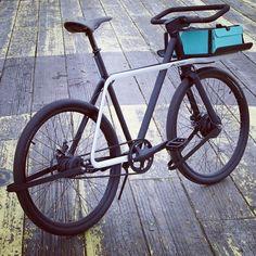 Seattle // The Bike Design Project