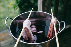 rebekka seale | natural dyeing