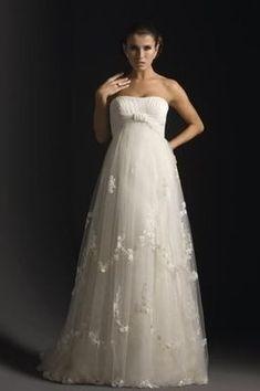 vestidos noiva grávida 12