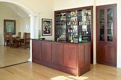 bar for basement