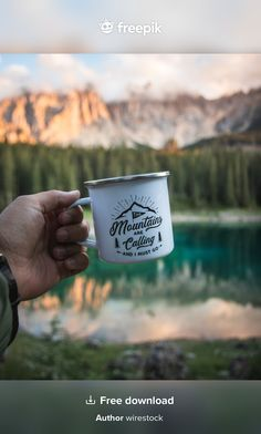 The Mountains Are Calling, Travel And Tourism, Mountain Landscape, Free Photos, Holding Hands, Graphic Design, Stock Photos, Mugs, Tumblers