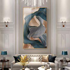Bedroom Art, Living Room Bedroom, Living Room Decor, Art For Living Room, Paintings For Living Room, Living Room Canvas Painting, Bedroom Canvas, Dining Room Wall Art, Bedroom Posters