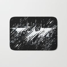 The perfect bath mats: fuzzy, foamy and finely enhanced with brilliant art. With a soft, quick-dry microfiber surface, memory foam cushion and skid-proof backing, our shower mats are a cut above your typical rug. Keep them clean with a gentle machine wash (no bleach!) and make sure to hang dry.