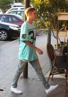 Copie o look - Justin Bieber