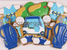 GOLF Cookie Collection | Flickr - Photo Sharing!