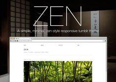 ZEN | Tumblr