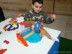 WIN $50 Hot Wheels Prize Pack from the SnyMed.com contest! Enter: http://www.snymed.com/2014/03/hot-wheel-track-builder-challenge-at.html Ends 5/28