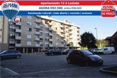 BAIXA DE PREÇO - Apartamento T2 à Lusíada AGORA €92.500, antes €98.000 www.remax.pt/123551032-140 Comigo Está Vendido! Ana Rio : 963 717 081 : ario@remax.pt
