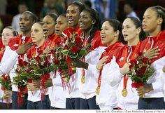 2008 Gold Medal winners