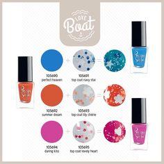 Love Boat Lacas de uñas Peggy Sage