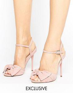 c3876332e83d5 Discover Fashion Online Pink Sandals, Ankle Wrap Sandals, Heeled Sandals,  Suede Sandals,
