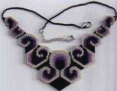Serenity Swirls Necklace by ~SuoGan on deviantART
