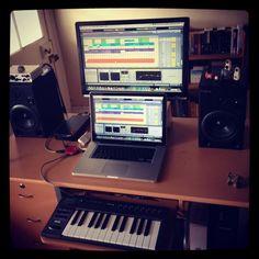 the real matek Him Band, Studios, Ideas