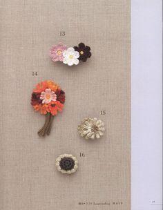 Lace Crochet Best Pattern Vol2 - 紫苏 - 紫苏的博客#16