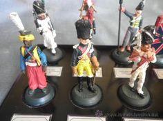 Juguetes Antiguos: SOLDADITOS DE PLOMO COLECCION ALMIRALL PALOU - Foto 4 - 31917474