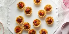 Vegan Potato, Pepper and Olive Phyllo Cups