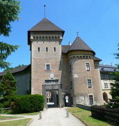 Velké Meziříčí castle, Czechia