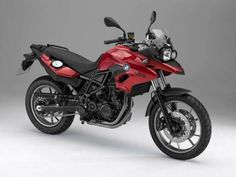 LOVE THIS! 2013 BMW F700 GS