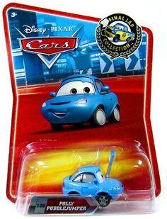 Disney / Pixar CARS Exclusive 1:55 Die Cast Car Final Lap Series Polly Puddlejumper by Mattel. $23.98. Disney / Pixar CARS Exclusive 1:55 Die Cast Car Final Lap Series Polly Puddlejumper Puddle Jumper. Disney / Pixar CARS Exclusive 1:55 Die Cast Car Final Lap Series Polly Puddlejumper Puddle Jumper by Mattel