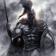 Would love a Spartan warrior, experimenting with ideas. Warrior Tattoo Sleeve, Angel Warrior Tattoo, Lion Tattoo Sleeves, Warrior Tattoos, Best Sleeve Tattoos, Gladiator Tattoo, Engel Krieger Tattoo, Guerrero Tattoo, Sparta Tattoo