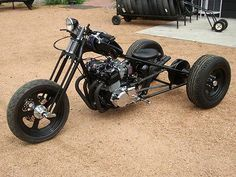 cb 750 trike bobber wouldn't mine one of these eithor lol