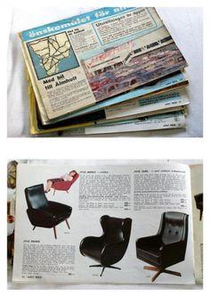 1965 Ikea catalogue.