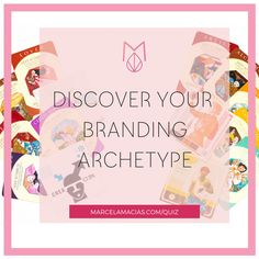 Discover your Branding Archetype and find how you can use it to grow your business, generate raving fans and become unforgettable. Brand Archetypes, Brand It, Growing Your Business, Girl Boss, Good News, Creative Business, Business Women, Finding Yourself, About Me Blog