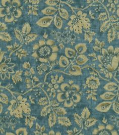 Home Decor Print Fabric-Braemore Miss Kitty Denim at Joann.com Sheriff family #2?