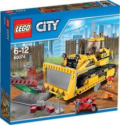 Osta LEGO City Demolition, Raivaustraktori – Lekmer.fi - verkkokaupasta