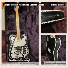Unique custom handmade guitar leather covers. worldwide shipping!  Custom Tooled Leather, Custom Guitars, Guitar Artwork, Guitar Leather,  Custom Leather Strap, Elvis Presley. Email: friends@ 4ecustomguitars.com #ElvisPresley #guitars #guitarleather #music #guitarart #customleather #Customguitars #4ecustomguitars #waylonjennings