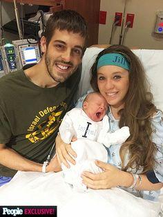 Jill Duggar Dillard welcomes a baby boy! - Israel David Dillard born at p. Welcome Baby Boys, Welcome To The Family, New Baby Boys, Jill Duggar Baby, Familia Duggar, Duggar Girls, Duggar Sisters, Duggar Family Blog, Derick Dillard