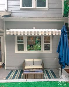 Raise your hand if you would love to spend all your free time on this cozy patio! 🙋 🙋♂️ 🙋♀️ Patio Awnings, Cozy Patio, Van Nuys, Free Time, Cabana, Sailing, Shades, Cover, Outdoor Decor