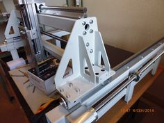 Diy Cnc Router, Cnc Woodworking, Homemade Cnc, Cnc Plasma Table, 5 Axis Cnc, Cnc Plans, Cnc Milling Machine, 3d Cnc, Cnc Projects
