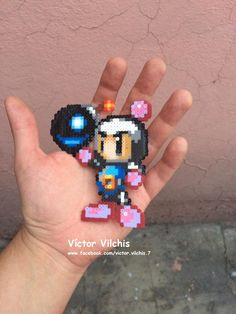 Bomberman by victormvr