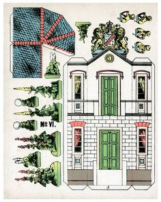 belle maison 6 by pilllpat (agence eureka), via Flickr