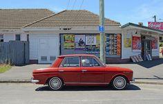 Datsun Bluebird 411
