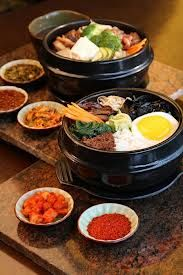 Love Korean food! The most healthiest and cleanest food u will ever eat!!